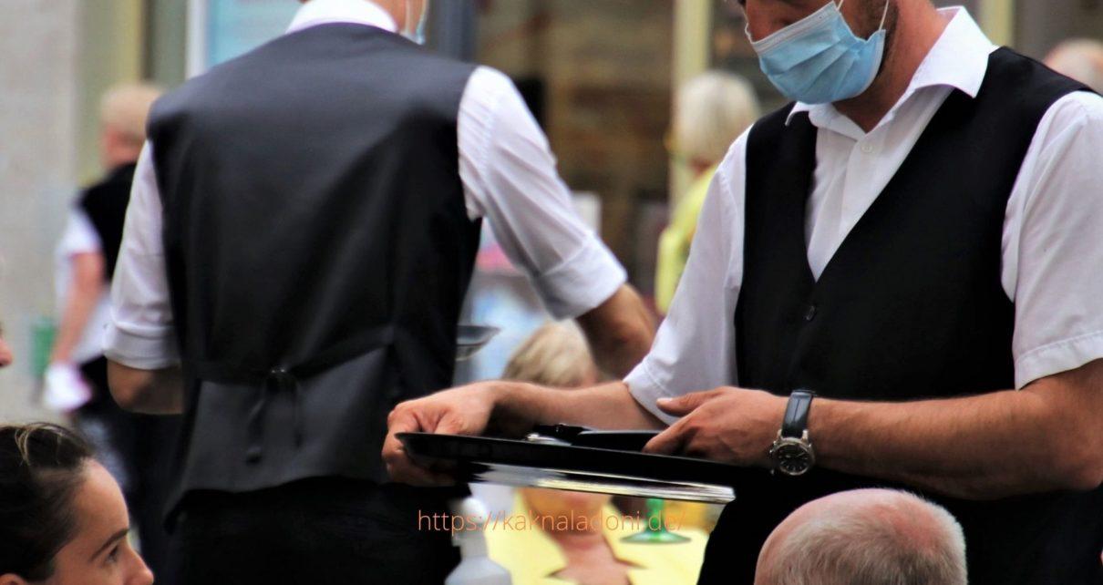 Ресторан во время пандемии