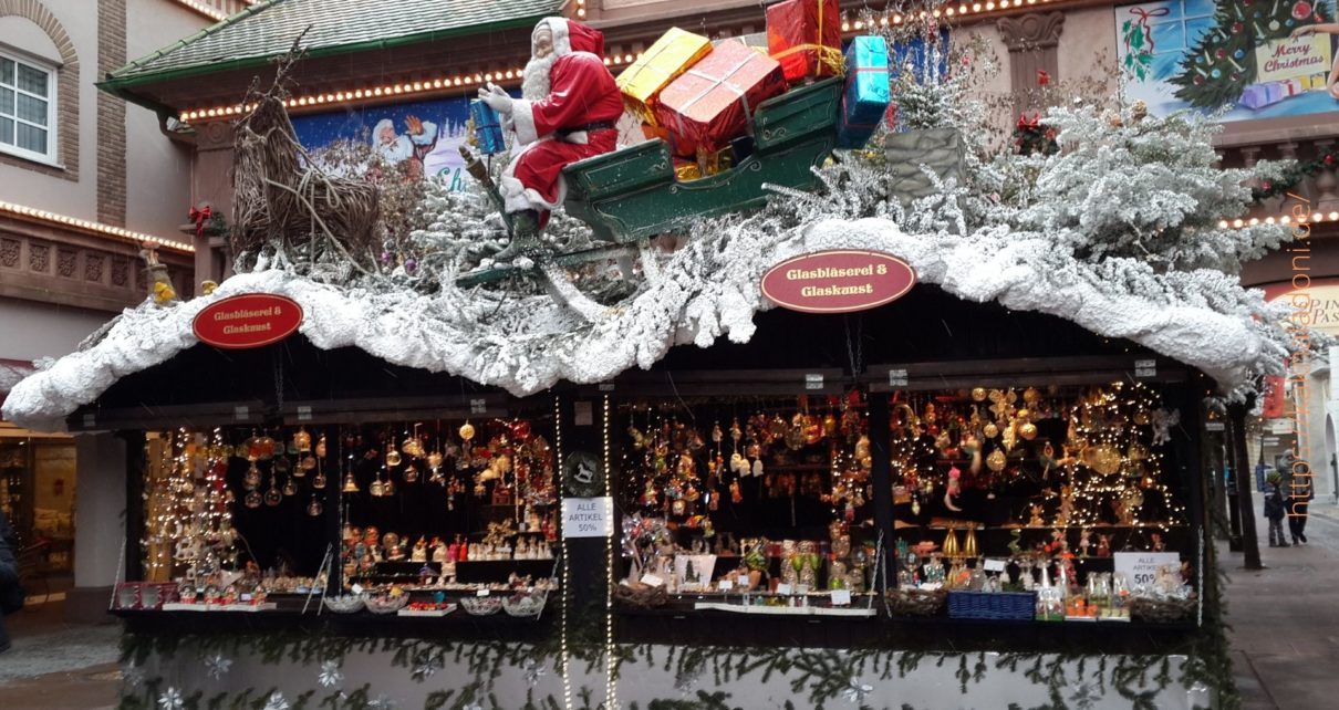 Рождественские рынки в Германии